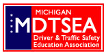 Michigan Driver & Traffic Safety Education Association Logo